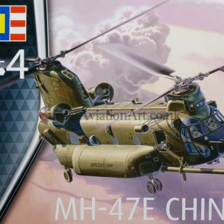 03876 Revell MH-47E Chinook