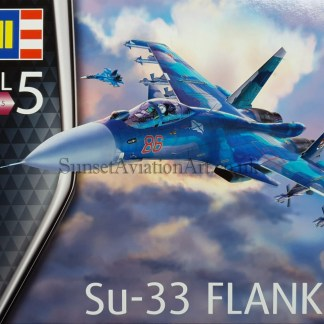 03911 Revell SU-33 Flanker D