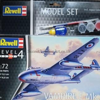 03934 Revell Vampire F Mk.3