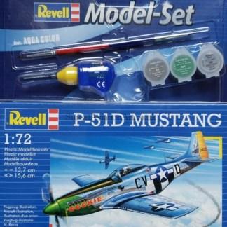 04148 Revell P51 D Mustang