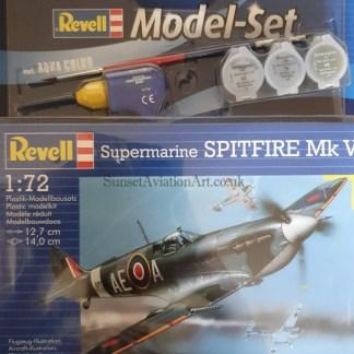 04164 Revell Supermarine Spitfire Mk V