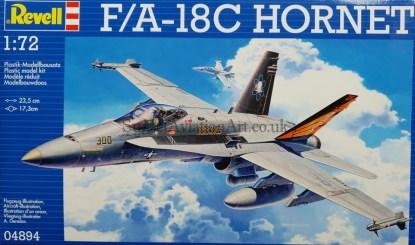 04894 Revell FA-18 C Hornet