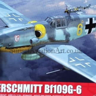 A02029A Airfix Messerchmitt Bf109-6