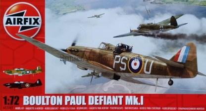 A02069 Airfix Boulton Paul Defiant