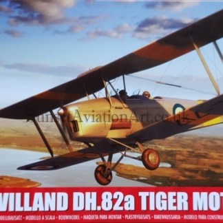 A02106 Airfix De Havilland DH.82a Tiger Moth