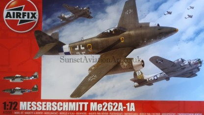A03088 Airfix Messerschmitt Me 262A-1A