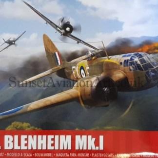 A04016 Airfix Bristol Blenheim Mk.I