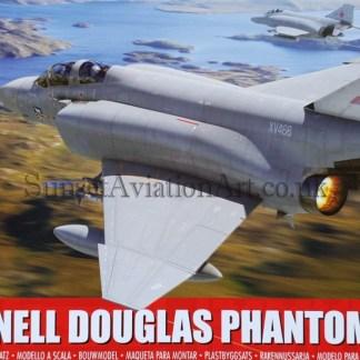 A06017 McDonnell Douglas Phantom FGR.2