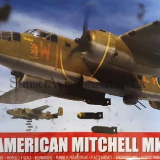 A06018 Airfix North American Mitchell Mk.II