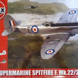 A06101A Airfix Supermarine Spitfire F.Mk 22 24