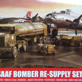 A06304 WWII USAAF Bomber re-supply set