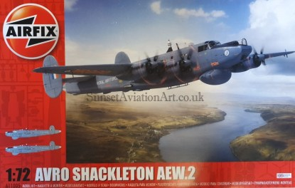 A11005 Airfix Avro Shackleton AEW.2
