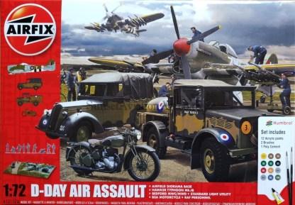A50157A Airfix D Day Air Assault