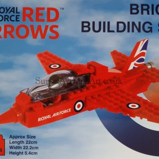 Red Arrows Bricks