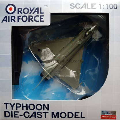 Royal Air Force Typhhoon 40607