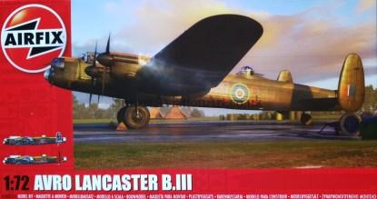 A08013A Avro Lancaster B.III