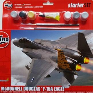 A55311 Airfix Mcdonnell Douglas F-15 A Strike Eagle