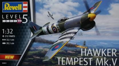 03851 Revel Hawker Tempest Mk.V