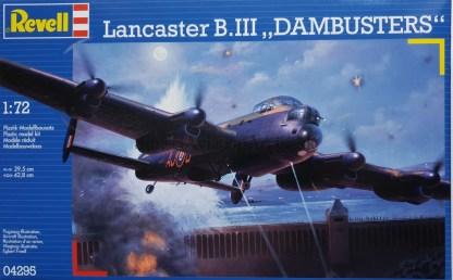 04295 Revell Avro Lancaster B.III Dambusters