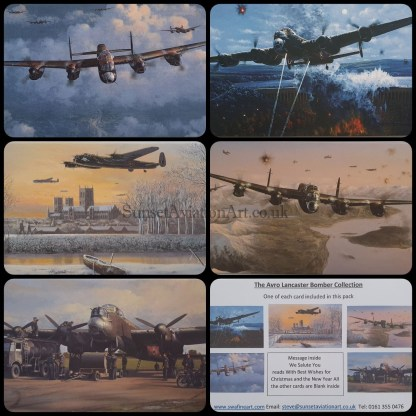 The Avro Lancaster Bomber Collection..