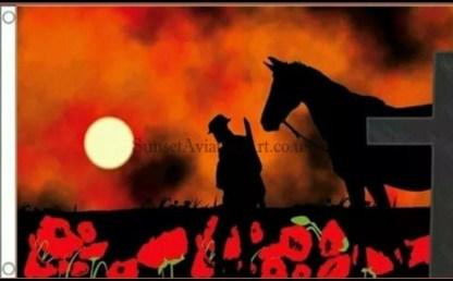 War Horse Flag