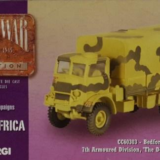 Corgi CC60303 Bedford QLD Supply Truck