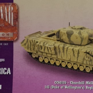 Corgi CC60105 Churchill MkIII Tank British Army