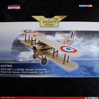 Spad XIIIC-1 Corgi AA37902