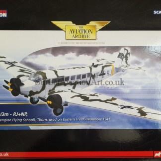 Corgi AA36904 Junkers Ju52