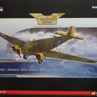 Corgi AA36906 Junkers Ju-52
