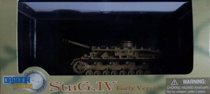 StuG IV Brigade 907 Italy 1944 Early Version Dragon Armor 60068