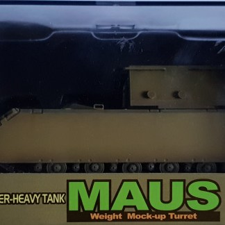 Super-Heavy Tank MAUS Boblingen 1944 Dragon Armor 60156