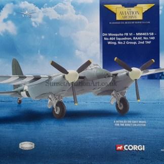 AA32802 DH Mosquito FB VI
