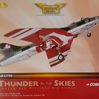 Corgi AA32708 Hawker Hunter