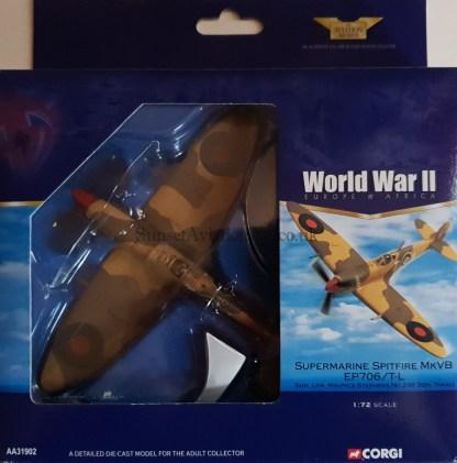 Corgi AA31902 Supermarine Spitfire