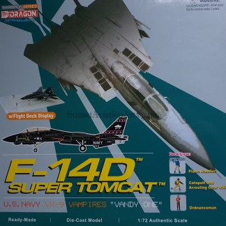 ITEM NO.50301 F-14D Super Tomcat