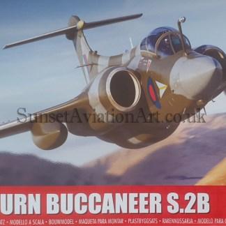 A06022 Airfix Blackburn Buccaneer s.2B