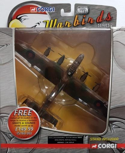 Corgi WB99622 Avro Lancaster