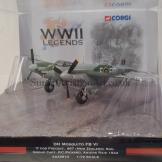 DH Mosquito FB VI Corgi AA32810