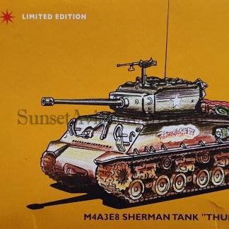 US51023 Corgi M4A3E8 Sherman Tank