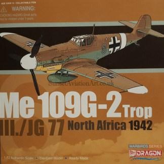 50087 Dragon Wings Me109G-2