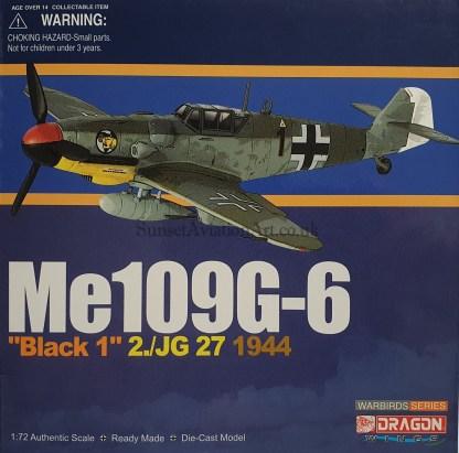 50255 Dragon Wings Me109G-6