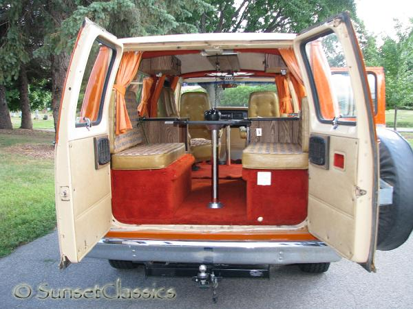 1977 Ford Conversion Van Body Gallery1977 Ford Conversion