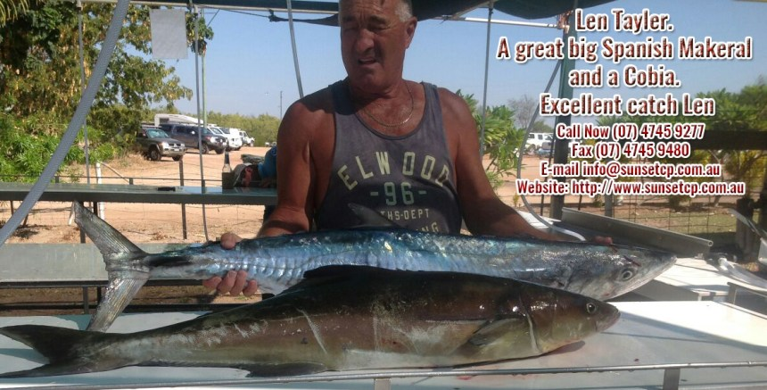 Len-Tayler.-A-great-big-Spanish-Makeral-and-a-Cobia-2