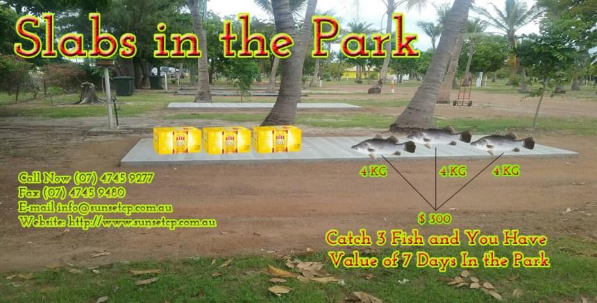Slabs 4XXXX In The Park Accommodation Hotels Birds Fishing Karumba Point Caravan Park Opt 07