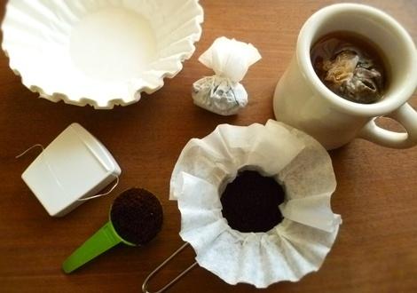 Make coffee easy to make