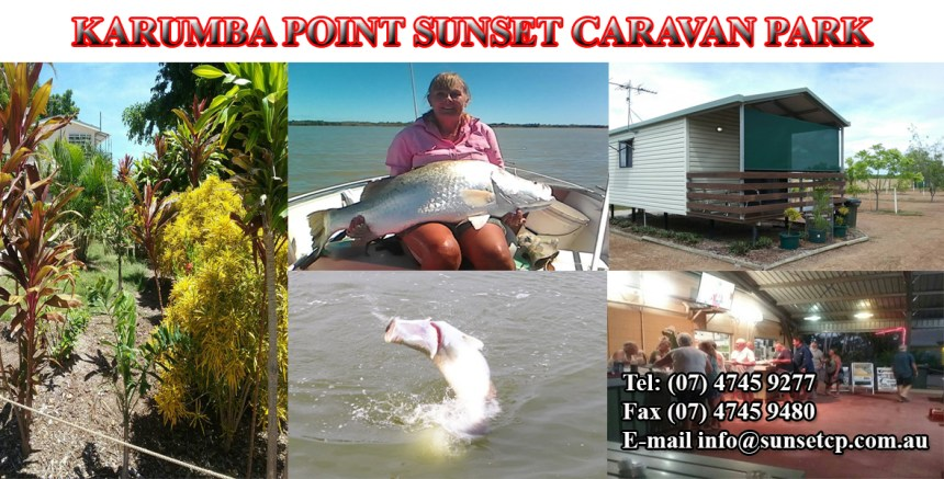 1 Karumba Point Sunset Caravan Park