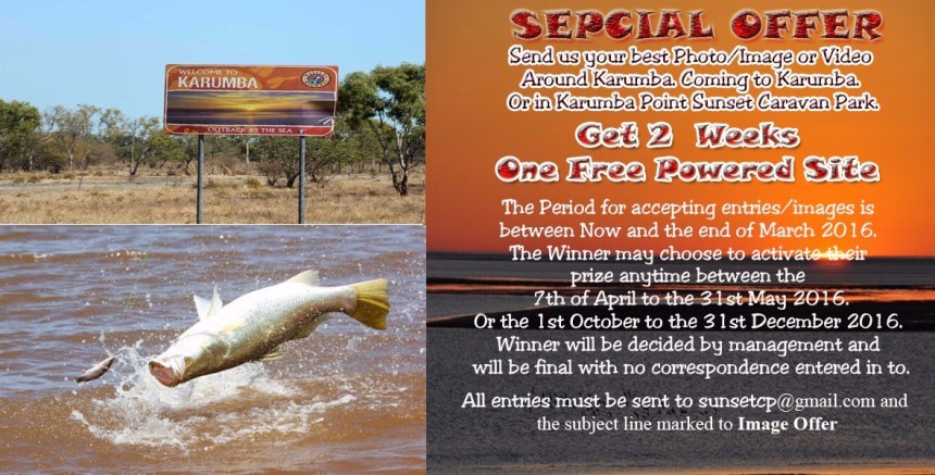 Special Offer Karumba Point Sunset Caravan Park Photos, Images, Videos