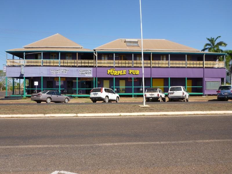 normanton purple pub