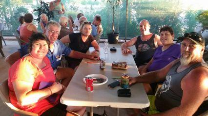 Karumba Point Sunset Caravan Park Party Friday BBQ Night